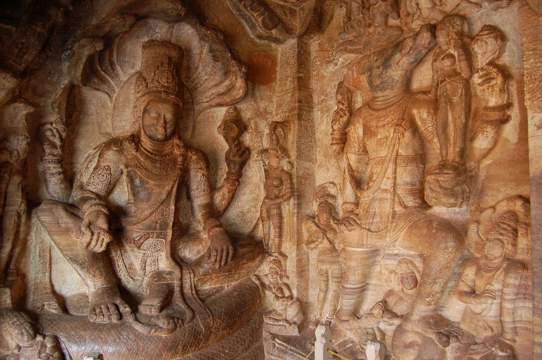 Badami Cave Temple Indiatour Packages In Info Indiatour